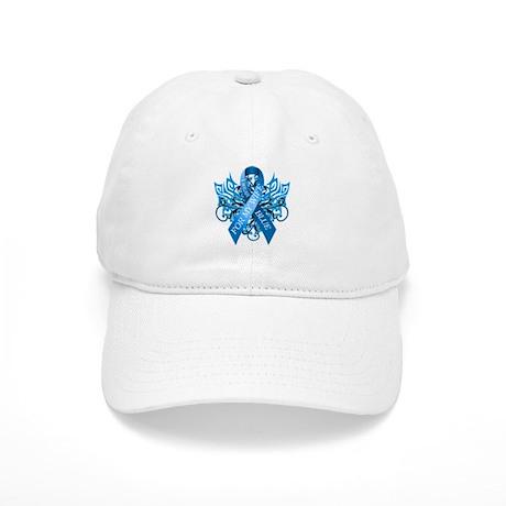I Wear Blue for my Wife Baseball Cap