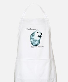 Pyrenees Warm Heart BBQ Apron