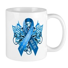 I Wear Blue for my Sister in Law Mug