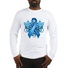 I Wear Blue for my Sister in Law Long Sleeve T-Shi