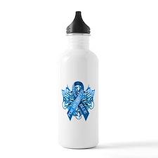 I Wear Blue for my Sister Water Bottle
