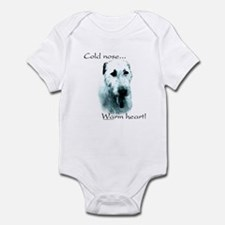 IW Warm Heart Infant Bodysuit
