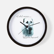 IW Warm Heart Wall Clock