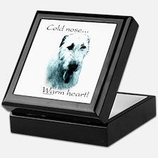 IW Warm Heart Keepsake Box