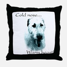 IW Warm Heart Throw Pillow