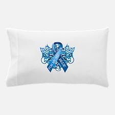 I Wear Blue for my Nephew Pillow Case