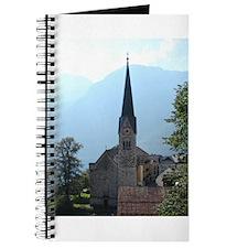 Protestant Church, Halstadt, Journal