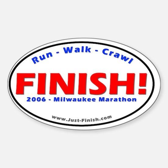 2006-Milwaukee Marathon