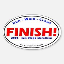 2006-San Diego Marathon
