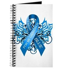 I Wear Blue for my Grandson Journal