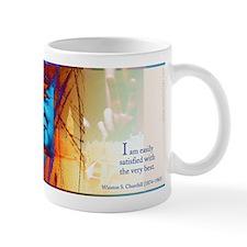 Easily satisfied Mug