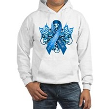 I Wear Blue for my Father in Law Hoodie
