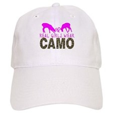 GIRL DEER HUNTER Baseball Baseball Cap
