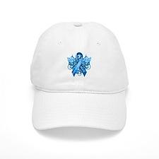 I Wear Blue for my Daughter Baseball Baseball Cap
