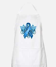 I Wear Blue for my Daughter Apron