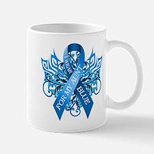 I Wear Blue for my Aunt Mug