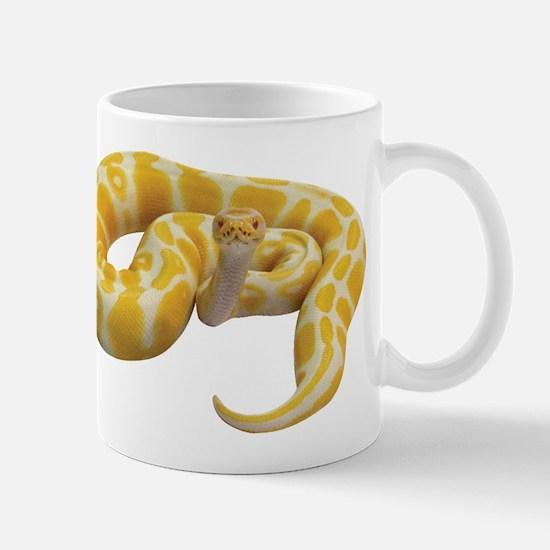 Albino Ball Python Mug