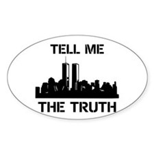 9/11 TRUTH Decal
