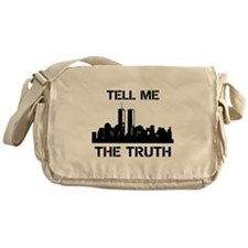 9/11 TRUTH Messenger Bag