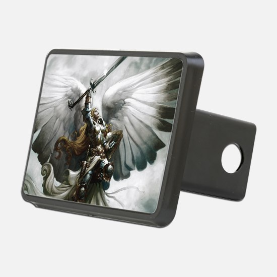 Angel Knight Hitch Cover