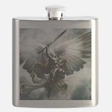 Angel Knight Flask