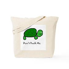 Senor Turtle Tote Bag