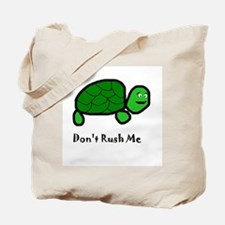 Senor Turtle Tote Bag
