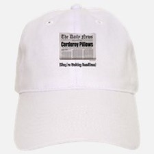 Making Headlines Baseball Baseball Cap