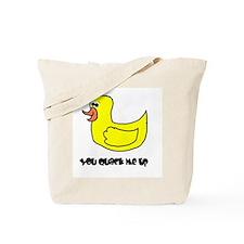 Senor Duckie Tote Bag