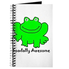 Senor Froggie Journal