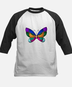 Stained Glass Butterfly Tee