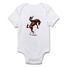COWBOY_3 Infant Bodysuit