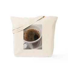 Delicious Caffeine Tote Bag