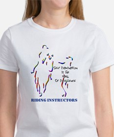 Riding Instructors Women's T-Shirt