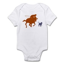 COWBOY_1 Infant Bodysuit