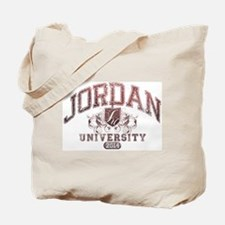 Jordan last name University Class of 2014 Tote Bag