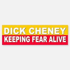 CHENEY... Bumper Bumper Bumper Sticker
