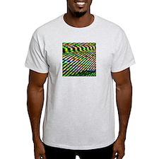 Ash Grey T-Shirt - TELEREVISION