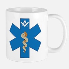 Masonic Fire, Rescue, EMT Mug