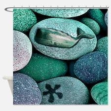 Shoreline Treasures * Shower Curtain