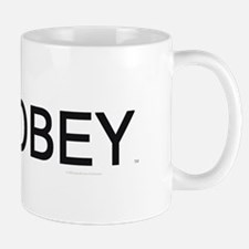 Abs Obey Mug