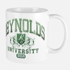 Reynolds Last Name University Class of 2014 Mug