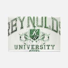 Reynolds Last Name University Class of 2014 Rectan
