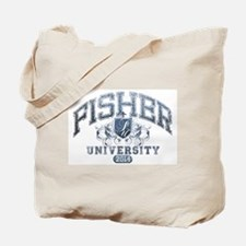 Fisher Last Name University Class of 2014 Tote Bag