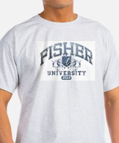 Fisher Last Name University Class of 2014 T-Shirt