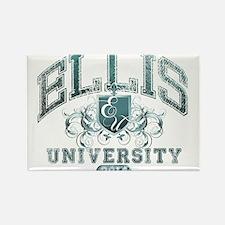 Ellis Last Name University Class of 2014 Rectangle