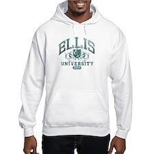 Ellis Last Name University Class of 2014 Hoodie