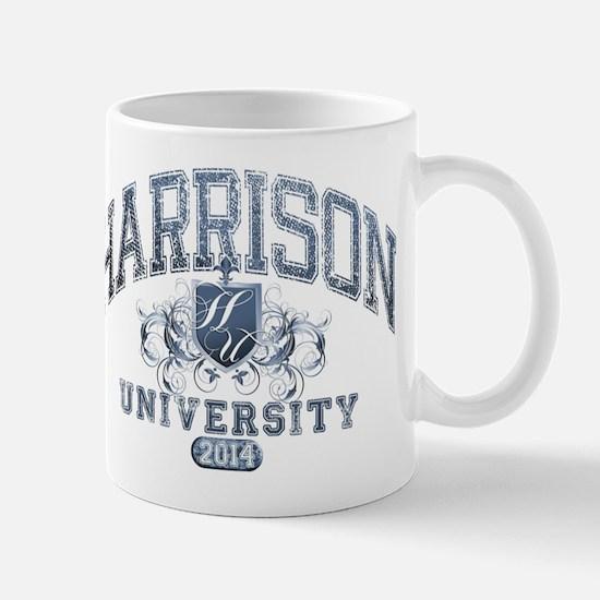 Harrison Last name University Class of 2014 Mug
