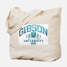 Gibson Last Name University Class of 2014 Tote Bag