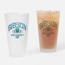 Gibson Last Name University Class of 2014 Drinking
